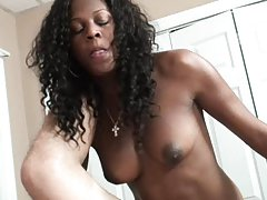 Shemale loving dude gets fucked hard
